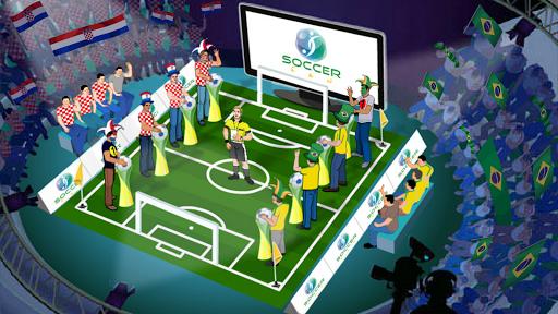 Soccer Fan 2014