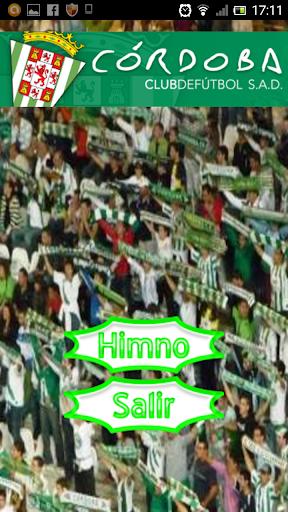 Himno Córdoba CF