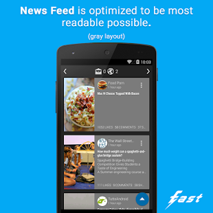 Fast Pro for Facebook - screenshot thumbnail