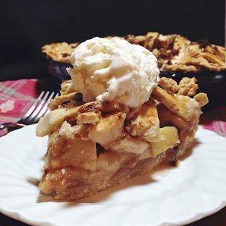 Apple Brandy Pie