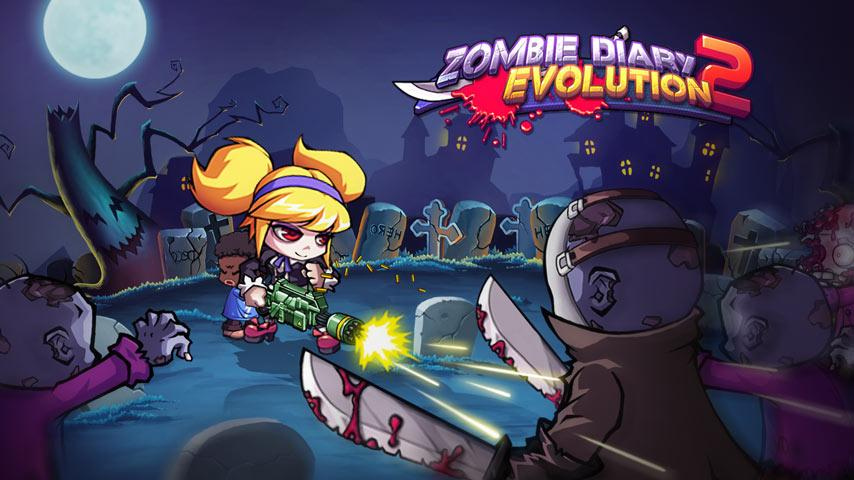 Zombie Diary 2: Evolution MOD APK for Android