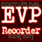 EVP Recorder Nocturnal GHOST icon