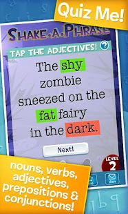 Shake-a-Phrase: Vocabulary Fun - screenshot thumbnail