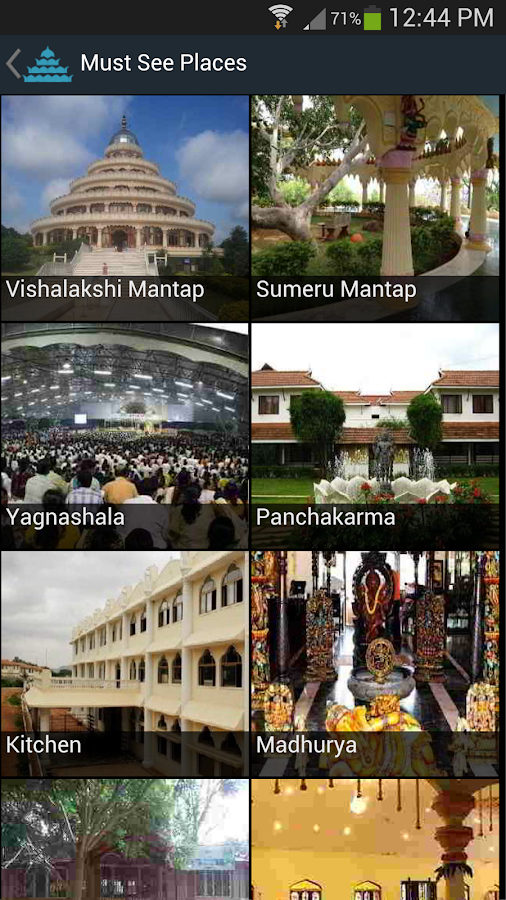 Bangalore Ashram- screenshot