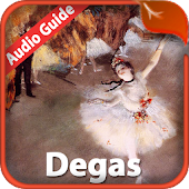 Audio Guide - Degas Gallery