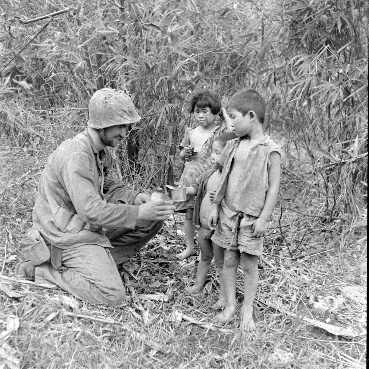 Saipan, Jap Civilians