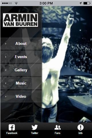 DJ Armin Van Buuren