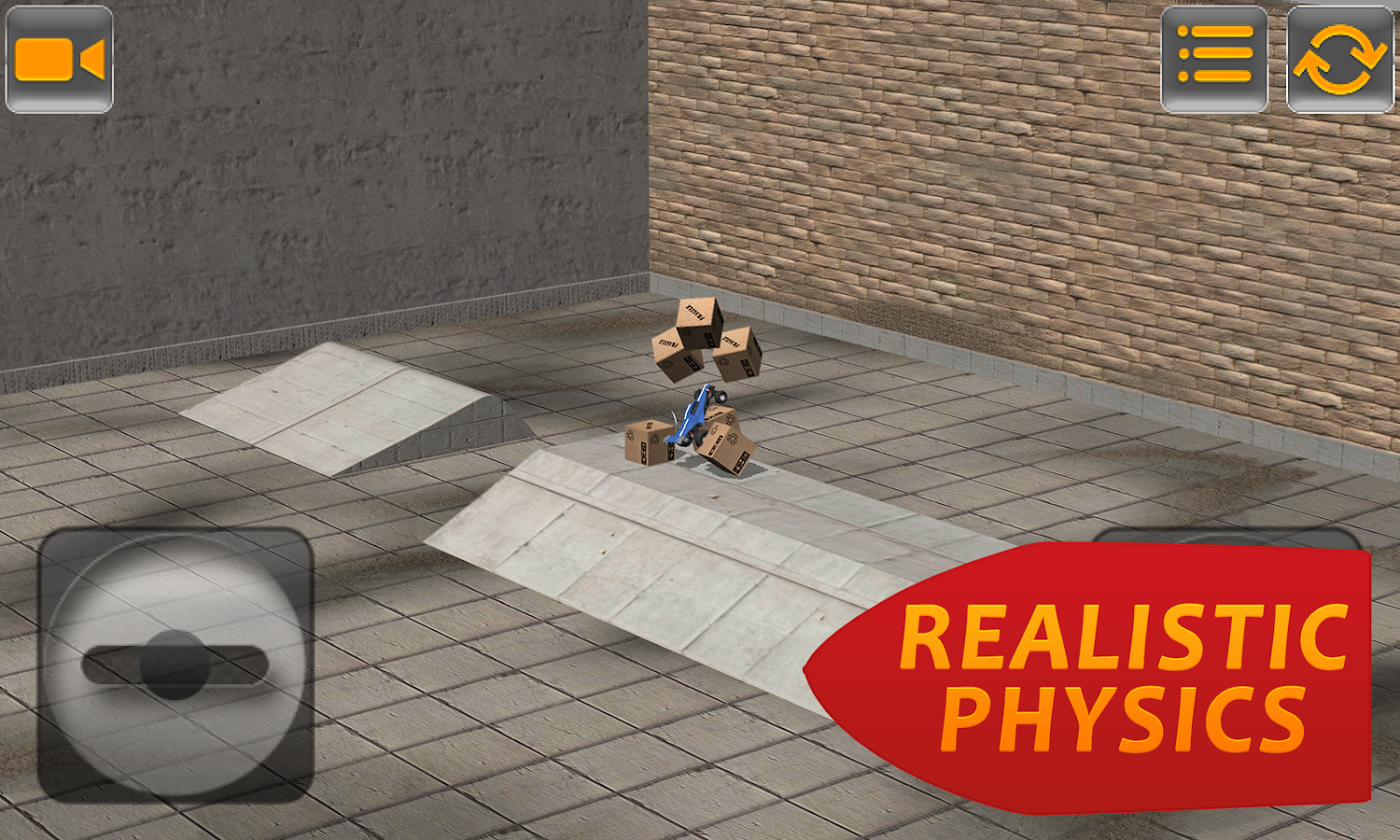 Rc car simulator android apps on google play for Build your own house simulator