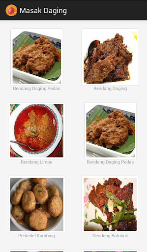 Masak Daging