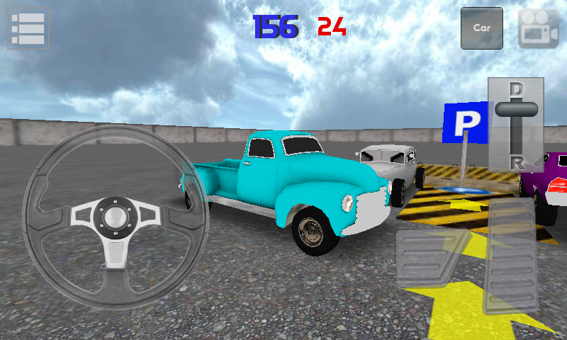 Classic Car Parking 3D Light - Android Apps on Google Play