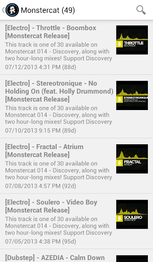 Monstercat App