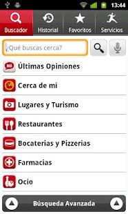 Páxinas Galegas- screenshot thumbnail
