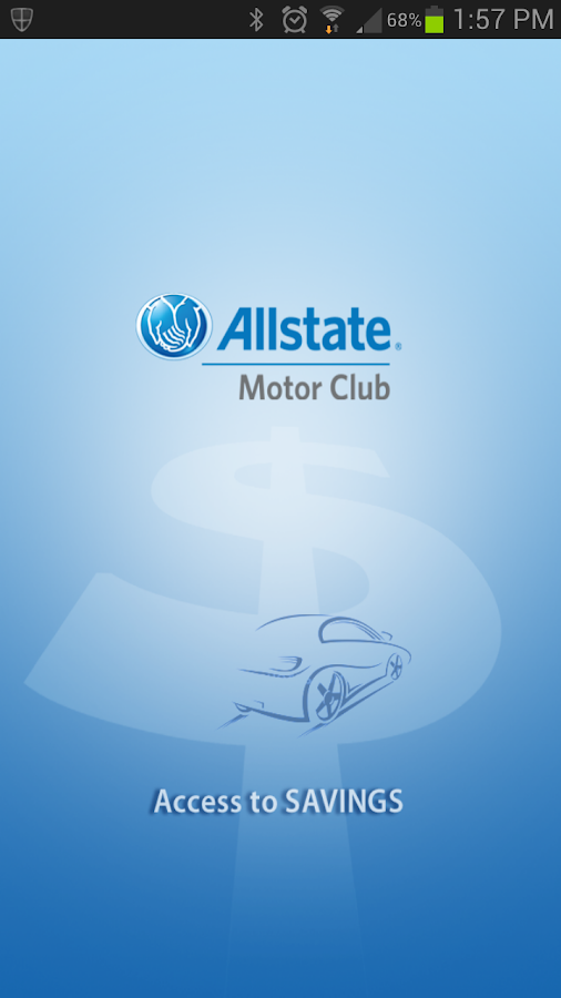 Allstate Access to Savings- screenshot