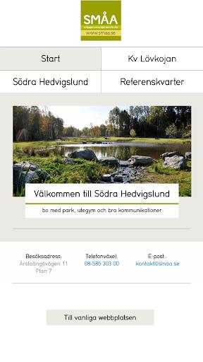 Småa - Södra Hedvigslund