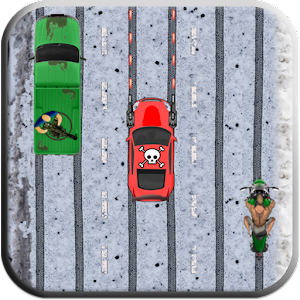 Road Rush Racing riot game for PC and MAC