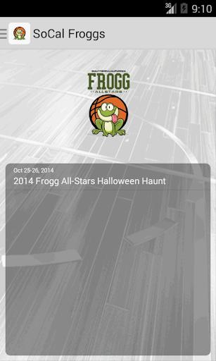SoCal Frogg All-Stars
