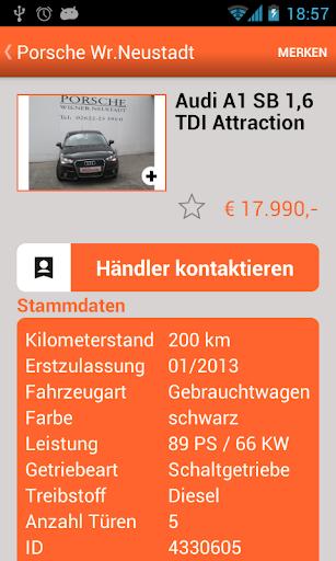 【免費生活App】Porsche Wr.Neustadt-APP點子