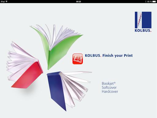 KOLBUS. Finish your Print d
