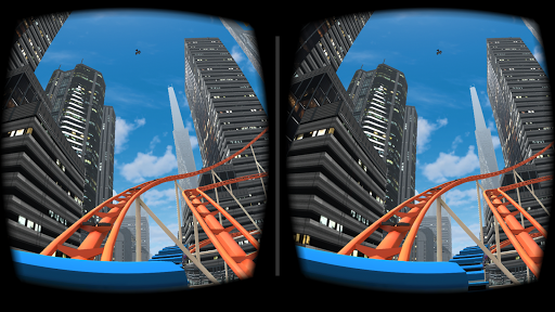 VR Roller Coaster 2.0.7 screenshots 19