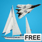 Airplanes & Boats App - Free!