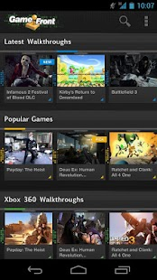 GameFront: Video Walkthroughs - screenshot thumbnail
