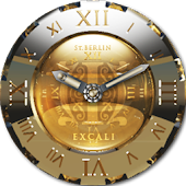 Excali designer Clock Widget