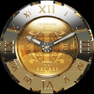 clock widget Excali designer 生活 LOGO-玩APPs