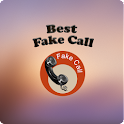 Best Fake Call Pro icon