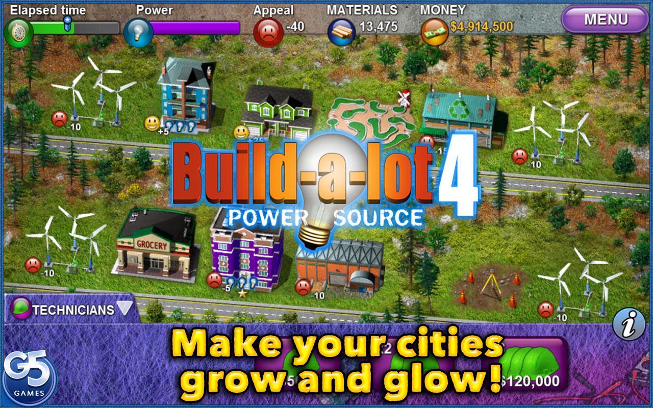 Build-a-lot 4: Power Source screenshot #6