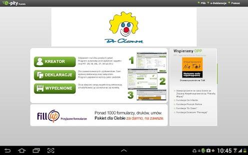 e-pity 2012 - pity roczne - screenshot thumbnail