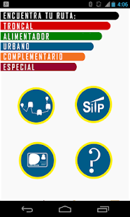 Encuentra tu ruta SITP - screenshot thumbnail