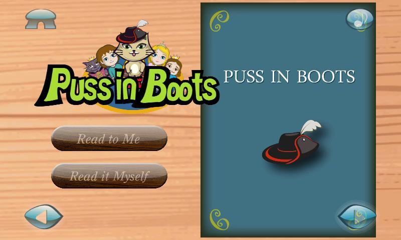 Puss in Boots : 3D Pop-up Book screenshot #2
