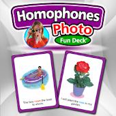 Homophones Fun Deck