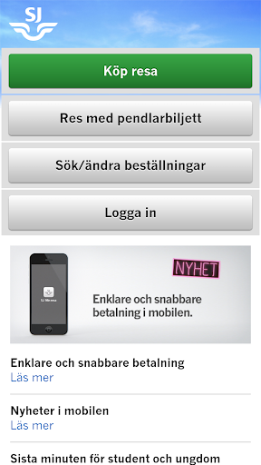 Sveriges tågtrafik