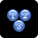 Magnetic Number Ball icon