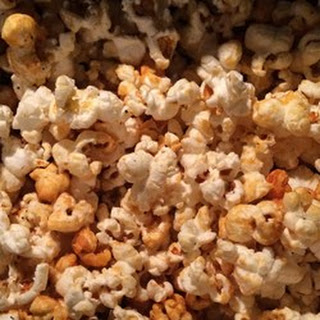 Spicy Sweet Stovetop Popcorn