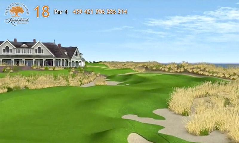 Kiawah Island Ocean Course- screenshot