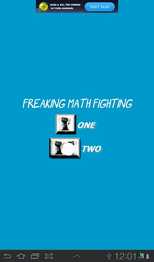 Freaking Math Fighting