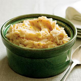 Chipotle-Corn Mashed Potatoes