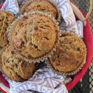 Morning Glory Muffins (nut free option).