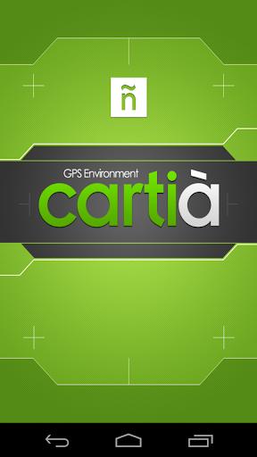 Cartià - GPS Environment