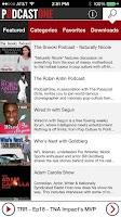 Screenshot of PodcastOne - Best 200 Podcasts