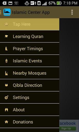 Islamic Center App