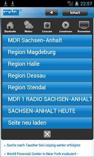 MDR Sachsen-Anhalt - screenshot thumbnail