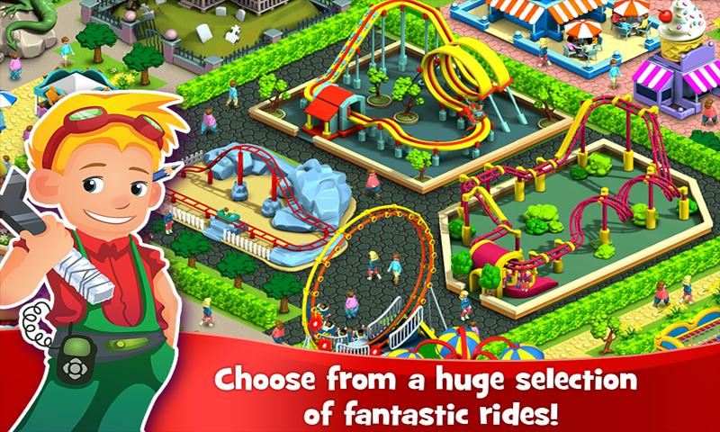 Funpark Friends Deluxe™ - screenshot