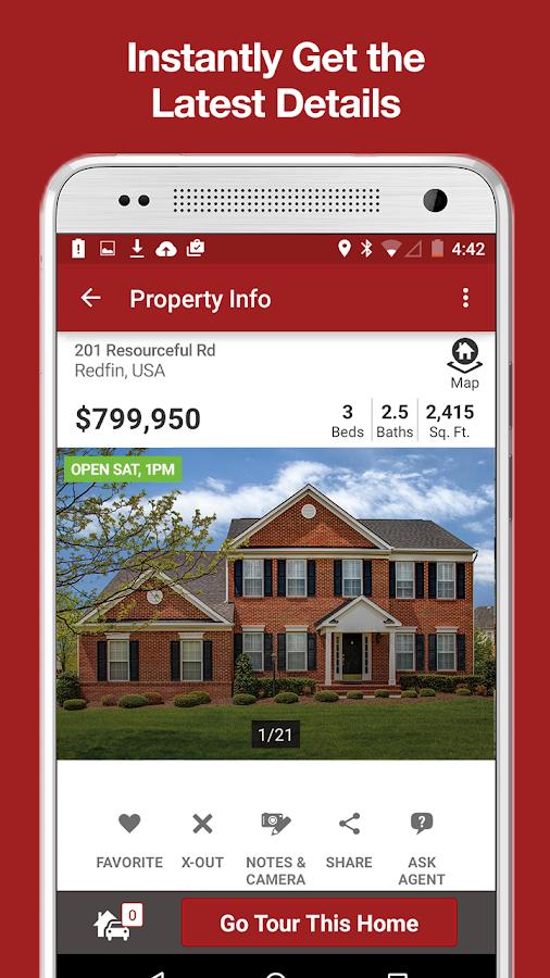 Real Estate App: Search Homes - screenshot