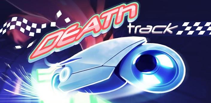 Death Track - футуристическая мотогоночная игра 3D