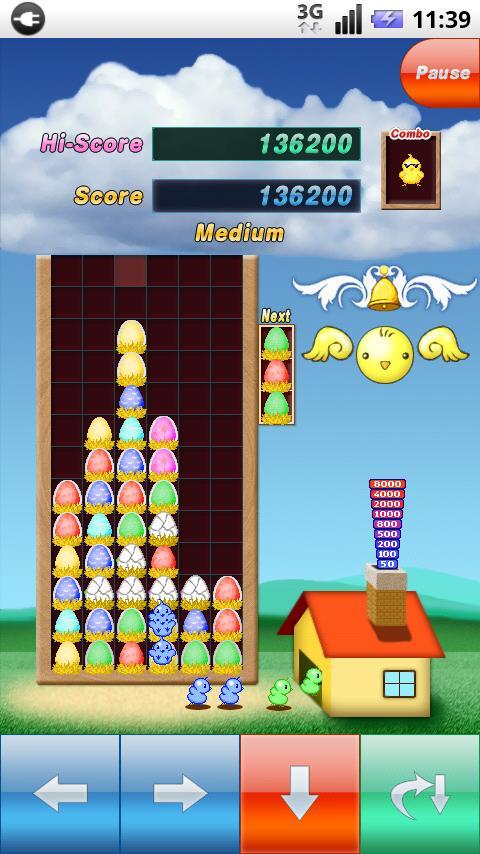 Chick Cheeep- screenshot