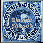 Canada Classic Stamps