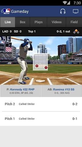 android MLB.com At Bat Screenshot 12